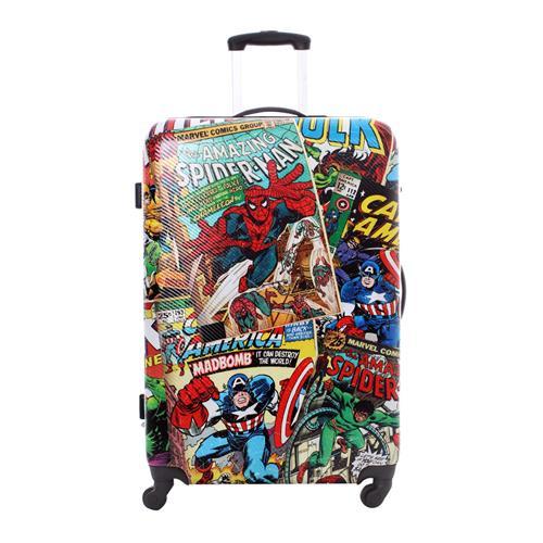 Mala De Viagem Média Herois Marvel