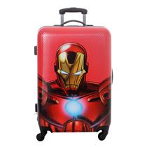 Mala De Viagem Grande  Homem De Ferro - Marvel